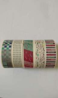 Washi Tapes from KAISON