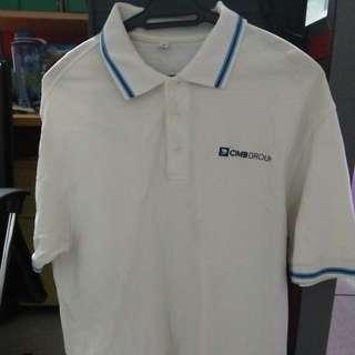 CIMB Group Collar Tshirt