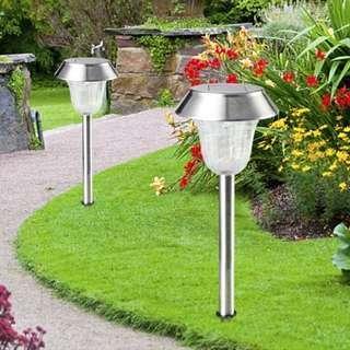 Waterproof Grass Outdoor Solar Light Stakes