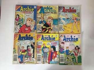 Archie Comics Single Digest