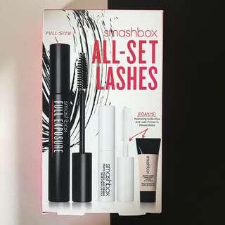 Smashbox All-Set Lashes