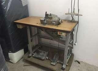 side cutter sewing machine