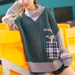 🚚 歐陽妮妮個人品牌 - 針織毛衣