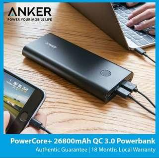 🚚 Anker 26800 powerbank