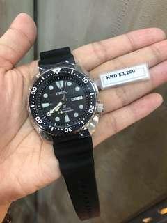 200米潛水夜光機械精工錶,原廠正貨有保養