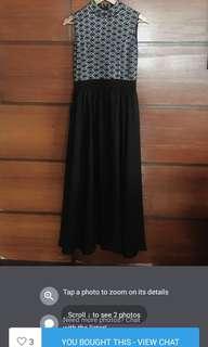 GetLoud Long Dress