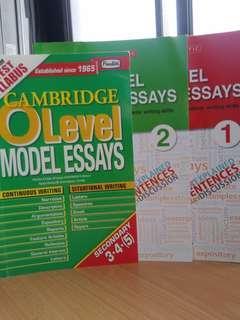 O level English Model Essays