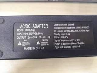 AC/DC Adapter 12v 10A for led strip power charger