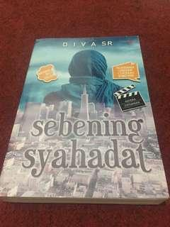 Novel Sebening Syahadat
