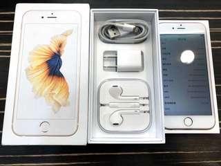 🚚 iPhone 6S 64GB 玫瑰金