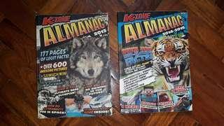 Almanac