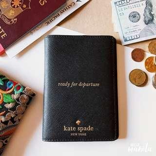 Kate Spade Passport Holder (AUTHENTIC)