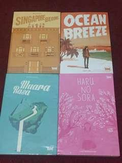 Novel Yarn Series