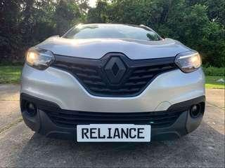 Renault Kadjar Diesel 1.5T Auto dCi