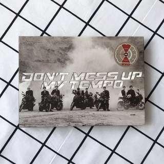 EXO DMUMT Andante Unsealed (no pc & postcard)