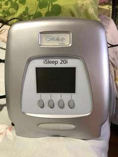 🚚 CPAP machine. Isleep20i