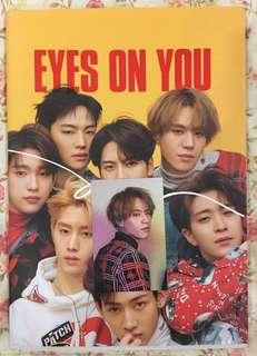[WTS] GOT7 EYES ON YOU