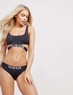 Calvin Klein strap Top