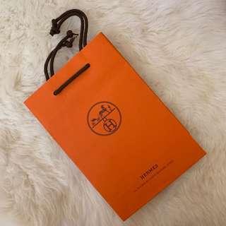 Hermes Paper Bag (small)