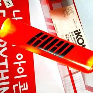 Official ikon lightstick
