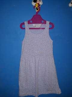 H&M dress for 4-8 years old
