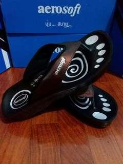 Aerosoft Bronze shoes (Ladies)