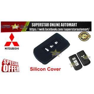 Mitsubishi Silicon Car Key Cover