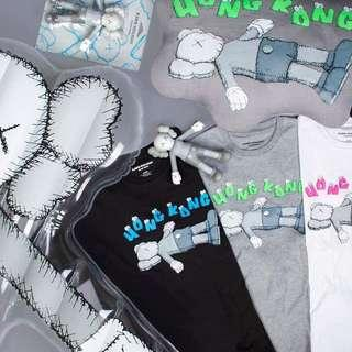 Pre-Order預訂KAWS 香港展覽限定貨品