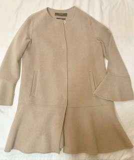 Genuine ZARA Chic Wool Jacket/Blazer (Handmade)