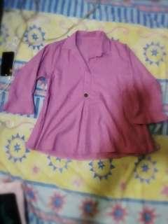Blus pink