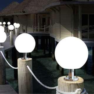 Outdoor Main Gate Solar Light
