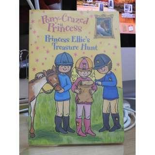 Princess Ellies Treasure Hunt Novel By Dianna Kimpton