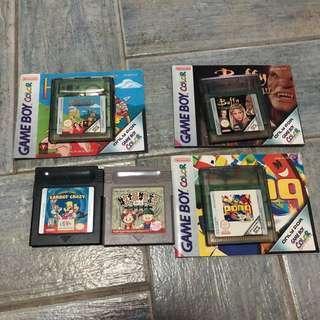 Gameboy Color Games