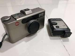 Leica minilux zoom Film Camera