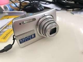 Olympus u840 digital camera