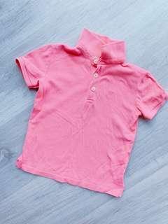 Zara Pink Boy Shirt #MMAR18