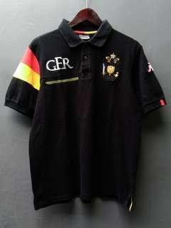 Polo Shirt Kappa Germany Original