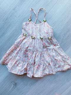 Lovely Lace baby Girl flora Dress #MMAR18