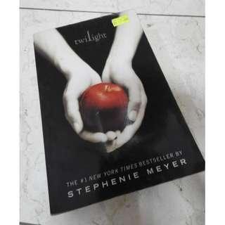 ORIGINAL TWILIGHT Novel