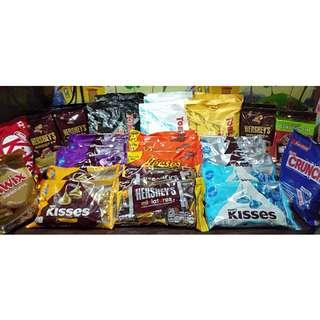 Imported Chocolates Cheaper than Malls