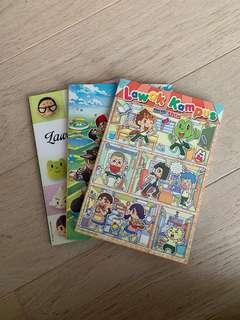 Lawak Kampus Comics