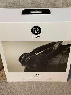 BeoPlay B&O H4 headphones - Brand new and sealed