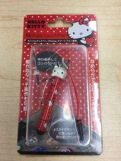 [包郵]Sanrio Hello Kitty mobile touch pen