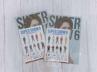 🚚 【Super Junior - Super Show 6】文具組(圭賢)