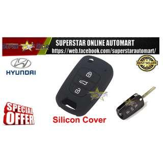Hyundai Silicon Car Key Cover