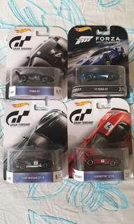 Hotwheels Forza/Granturismo