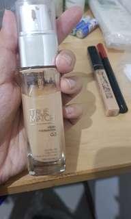Loreal Paris True Match Liquid foundation g3