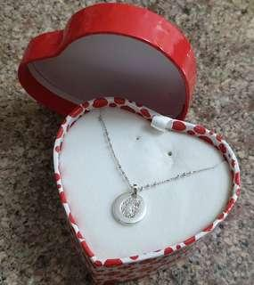 Guess Necklace with box