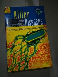 Killer Diseases by Geddes & Grosset