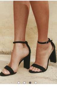 Billini Jessa block heels size 7 new RRP $90